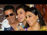 Vidya Balan Feels It's NOT FAIR To Say That Mission Mangal 'Needs' Akshay Kumar