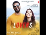 Vicky Kaushal & Nora Fatehi Are Smiling Radiantly In 'Pachtaoge' Poster; SEE PIC!