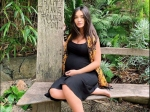 Amy Jackson Flaunts Baby Bump In Serene Picture; Opens Up About Struggles In Third Trimester