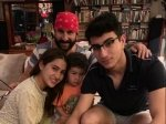 Sara Ali Khan Wishes Happiest Birthday Abba To Saif Ali Khan