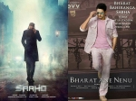 Saaho Fails To Beat Bharat Ane Nenu; All Eyes Are on Sye Raa Now!