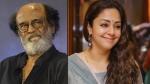 Jyothika To Be Paired Opposite Rajinikanth In Thalaivar 168?