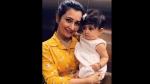 Radhika Pandit On Ayra's Fussy Sleeping Habit! Actress Craves For Few Hours Of Uninterrupted Sleep