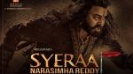 Sye Raa Narasimha Reddy Worldwide Box Office Collections Day 19: Fairly Good!