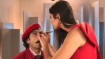 Ranveer Singh Achieves 'An Unprecedented Level Of Hotness' When Katrina Kaif Puts Kajal On Him!
