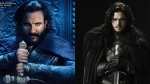Tanhaji: The Unsung Warrior: First Look Of Saif Ali Khan Inspired By Game Of Thrones' Jon Snow?