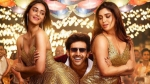 Pati Patni Aur Woh Song 'Ankhiyon Se Goli Mare': Kartik, Bhumi & Ananya Get Groovy!
