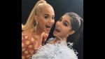 Jacqueline Fernandez Shares Her Fan Moment With Katy Perry; Suggests The Singer To Watch 'Kick'