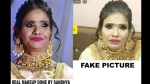 Ranu Mondal's Make-up Artist Reacts To Her Viral Pic; Calls It 'Fake'