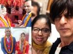Shah Rukh Khan Congratulates Acid Attack Survivor On Wedding: Wins The Internet!