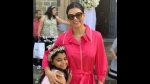 Sushmita Sen Moved To Tears After Daughter Alisah Writes An Essay On Adoption! Watch Video
