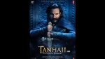 Tanhaji: The Unsung Warrior New Poster: Saif Ali Khan's Fierce Look Is Giving Us The Chills!
