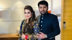 Kapil Sharma & Ginni Chatrath Celebrate First Anniversary, Express Gratitute To God And Well Wishers