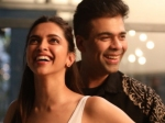 It's Official! Deepika Padukone And Karan Johar Are Back Together