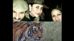 Sharmila Tagore's 75th Birthday Celebrations: Saif, Kareena & Taimur Take Her On A Tiger Safari