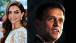 Deepika Padukone Reveals Rahul Dravid Is Her Favourite Cricketer!