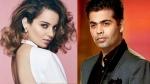 Karan Johar, Kangana Ranaut, Ekta Kapoor And Adnan Sami Bestowed With Padma Shri Award