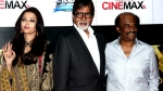 When Aishwarya Rai Bachchan Compared Rajinikanth To Her Father-in-law Amitabh Bachchan!