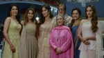 Amitabh Bachchan Strikes A Pose With 'Ladies At Work' Katrina Kaif & Others