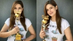 Zareen Khan Wins Best Actress For LGBTQ Film 'Hum Bhi Akele, Tum Bhi Akele' At RIFF