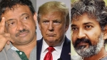 Ram Gopal Varma Takes A Dig At Donald Trump By Using SS Rajamouli's Name