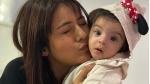 Shehnaz Gill Poses With Mahhi & Jay's Little Munchkin Tara; Fans Call It Awwdorable!