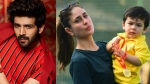 Jab Kartik Aaryan Met Taimur: Actor Recalls His First Meeting With Kareena Kapoor's Son