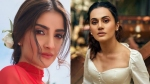 Sonam Kapoor Shows Some Girl Love To Taapsee Pannu; Calls Her A 'Clutter Breaker'