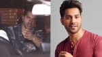 Video: Varun Dhawan's Car Accidentally Runs Over Photographer's Foot, Actor Makes Sure He Is Ok