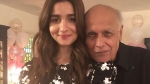Alia Bhatt Is Constantly Worrying About Dad Mahesh Bhatt Amidst COVID-19 Outbreak: He Is 70 Plus