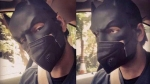Watch: Ali Fazal Dons A Batman Mask And Drives Around Mumbai Distributing Food To The Needy!