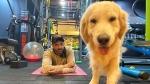 Hrithik Roshan Under Self-Quarantine Has His Dog Zane For Company; Their Photo Is All Things Cute