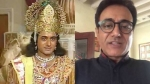 As 'Mahabharat' Returns To TV, Lord Krishna AKA Nitish Bharadwaj, Joins Instagram