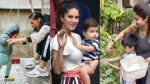 B-Town Stars Sunny Leone, Shilpa Shetty, Neha Dhupia And More On Parenting In Quarantine