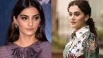 Was It Diwali Or Rave Party?: Sonam, Taapsee Slam Bursting Of Crackers During '9 Pm 9 Min' Call