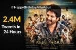 Allu Arjun Fails To Rank In Top 5 Biggest Birthday Trends In India, Pawan Kalyan Reigns The List!