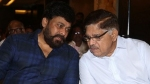 Chiranjeevi Opens Up About His Equation With Allu Family; Says All Is Well!