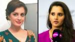 Dia Mirza & Sania Mirza Get Into A Twitter Argument!