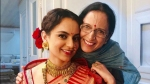 Kangana Ranaut Contributes To PM CARES; Her Mother Asha Ranaut Contributes Monthly Pension