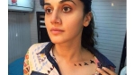 Taapsee Pannu Shares Picture Of Her Tattoo Trial For Pink: Girls Wanted Similar Tattoos Afterwards
