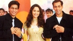 Madhuri Dixit Wants To Collaborate With Shah Rukh Khan And Salman Khan; Find Out Details!