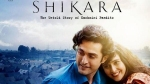 Vidhu Vinod Chopra Says Shikara Was His Mother's Story; Responds To Open Letter Critiquing The Film