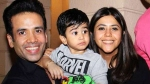 Ekta Kapoor's Birthday Wish For Nephew Laksshya Is Winning Hearts: The One Who Made Me Mommy First