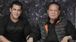 Salman Khan Reveals About The Time When Father Salim Khan Took His Punishment At School