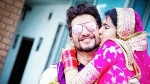 Manish Raisinghan And Sangeita Chauhaan Share Lovely Posts & Unseen Pics From Their Lockdown Wedding