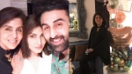 Ranbir Kapoor And Riddhima Kapoor Make Mom Neetu Kapoor's Birthday Special With A Sweet Gesture!