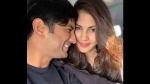 Rhea Chakraborty Changes Her WhatsApp Display Photo With A Happy Moment With Sushant Singh Rajput