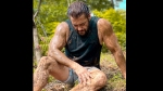 Salman Khan's Picture With Mud Smeared All Over His Body Gets Trolled; Netizens Mock The Superstar