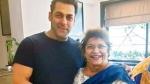 Saroj Khan Prayed For Salman Khan's Well-Being A Week Before She Was Admitted To Hospital