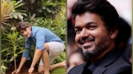 Mahesh Babu Nominates His Pokiri Rival Thalapathy Vijay For Green India Challenge!